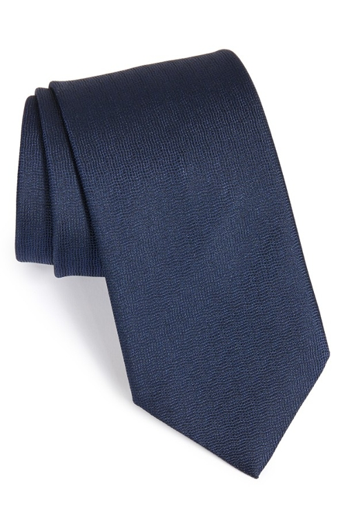 Silk Tie by Ermenegildo Zegna in Fast Five
