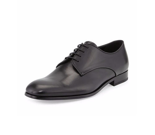 Rubber-Bottom Dress Oxford Shoes by Giorgio Armani in Suits - Season 5 Episode 9