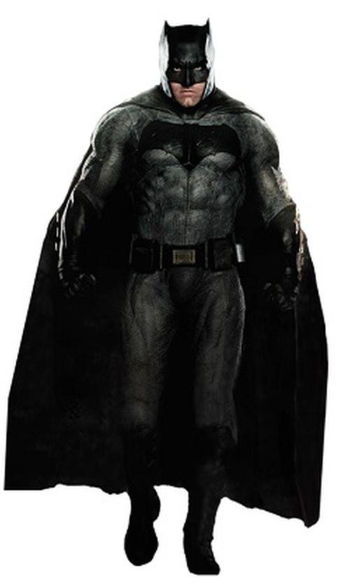 Custom Made 'Batman' Suit (Bruce Wayne) by Michael Wilkinson (Costume Designer) in Justice League