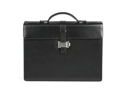 Leather Business Bag by Montblanc in Power - Season 3 Preview