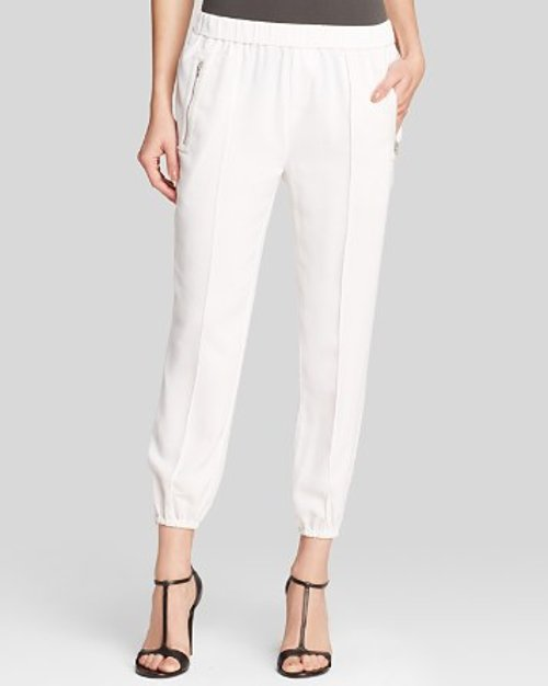 Charlet C Jogger Pants by Joie in While We're Young