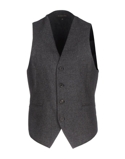 Flannel Vest by Patrizia Pepe in Victor Frankenstein