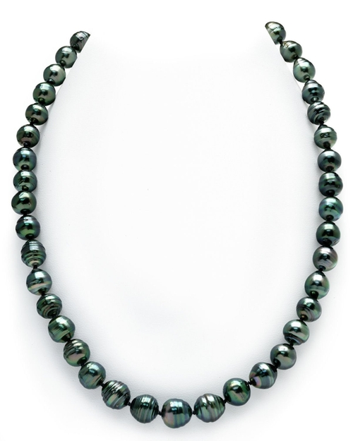 Baroque Cultured Pearl Necklace by The Pearl Source in Ocean's Eleven