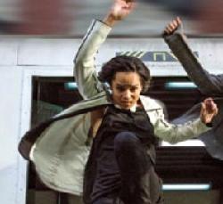 Custom Made Christina 'Candor' Jacket by Carlo Poggioli (Costume Designer) in Divergent