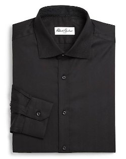 Regular-Fit Dress Shirt by Robert Graham in The Counselor