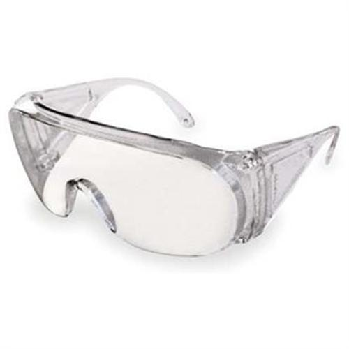 Protective Eyewear, Uncoated, Clear, Polycarbonate Lens by UVEX by Honeywell in Lucy