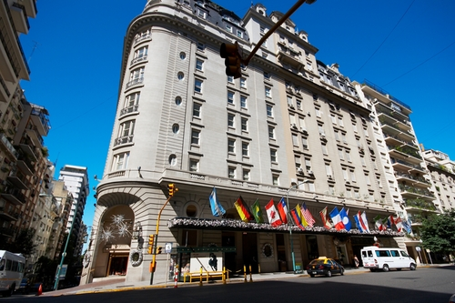 Alvear Palace Hotel Buenos Aires, Argentina in The Bachelorette - Season 12 Episode 7 - Episode 7