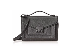 Mini Rider Crossbody Bag by Loeffler Randall in Fifty Shades Darker