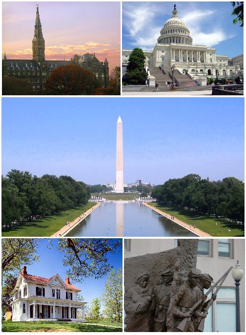 Washington, D.C. Washington, D.C. in Captain America: The Winter Soldier