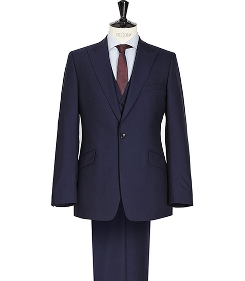 Peak Lapel Suit by Reiss in Suits - Season 5 Episode 2