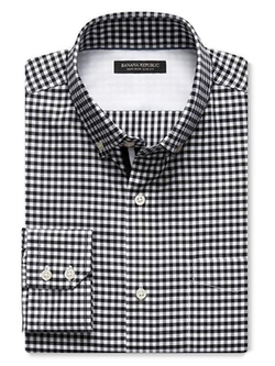Gingham Shirt by Banana Republic in American Horror Story
