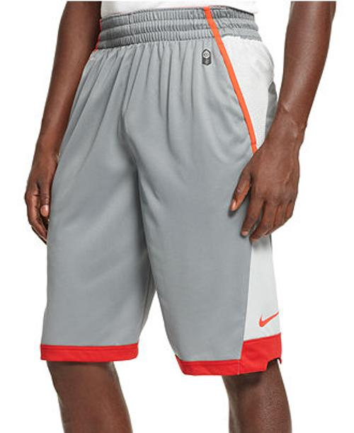 Colorblocked Performance Shorts by Nike Lebron in Couple's Retreat