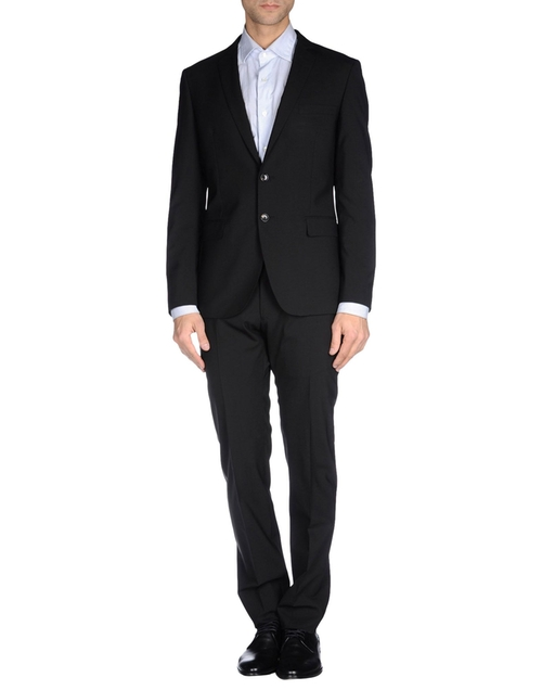 Notch Lapel Collar Suit by Tonello in The Town