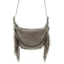 Bo Fringe Leather Crossbody Bag by Ash in Modern Family