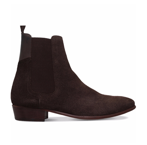 Watts Suede Chelsea Boots by H By Hudson in Empire - Season 2 Episode 16