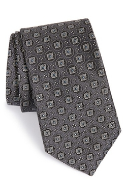 Medallion Silk Tie by John W. Nordstrom in Central Intelligence