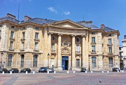 Paris, France by Université Panthéon-Assas Paris II in Lucy