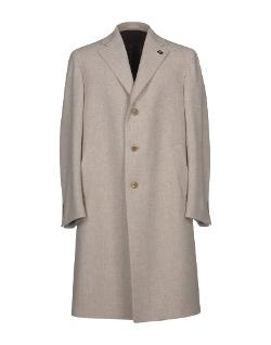 Overcoat by Lardini in Laggies