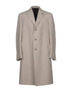 Overcoat by Lardini in Laggies