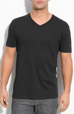 V-Neck T-Shirt by Vince in Pitch Perfect 2