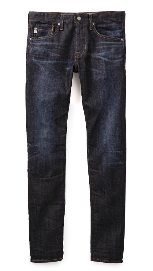 Dylan Stretch Skinny Jeans by AG Adriano Goldschmied in Little Fockers