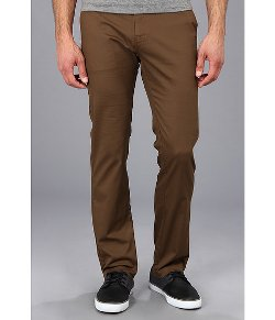 Frickin Modern Stretch Chino Pants by Volcom in Seventh Son