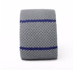 Slate + Sapphire Best Man Wool Tie by Thursday Finest in Murder on the Orient Express
