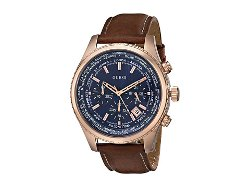 Leather Strap Watch by Guess in The Best of Me