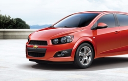 Sonic Hatchback by Chevrolet in Keeping Up with the Joneses