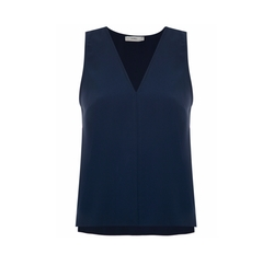 Sleeveless Blouse by Egrey in Kingsman: The Golden Circle
