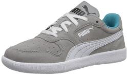 Icra Trainer Suede JR Sneaker by Puma in Boyhood