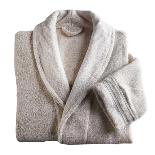 Unisex Milano Terry Bathrobe by Frette at Home in The Big Lebowski