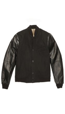 Bomber Jacket by Paul Smith Red Ear in Get On Up