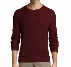 Ronzon Ribbed Merino Wool Sweater by Theory in The Flash
