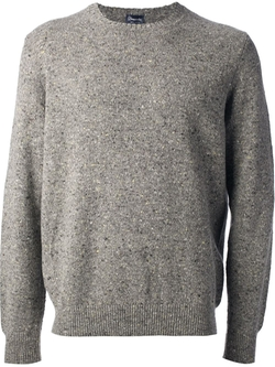 Crew Neck Sweater by Drumohr in What If