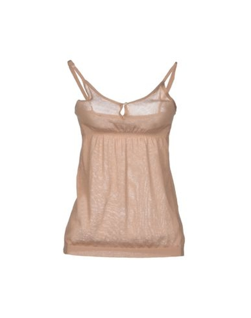 Sleeveless Top by Gold Case in Boyhood