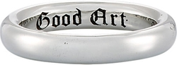 Spacer Band Ring by Good Art Hlywd in Modern Family