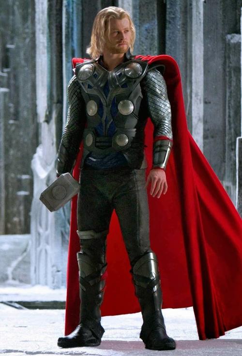 Custom Made 'Thor' Costume by Alexandra Byrne (Costume Designer) in Thor