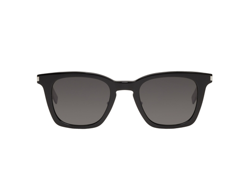 SL 138 Slim Sunglasses by Saint Laurent in Atomic Blonde