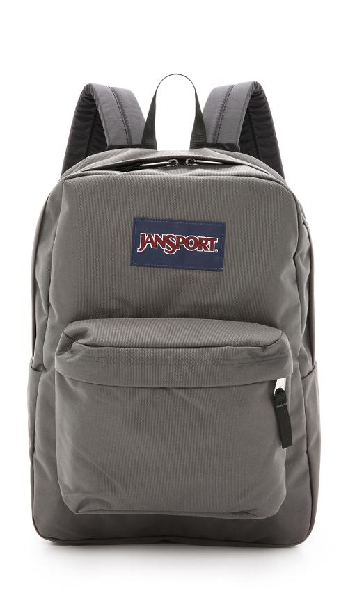 Superbreak Backpack by JanSport in Chronicle