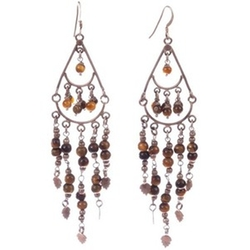 Chandelier Earrings by Lucky Brand in Pitch Perfect 2