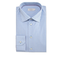 Contemporary-Fit Check Dress Shirt by Eton in Jane the Virgin