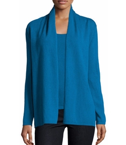 Modern Open Cashmere Cardigan by Neiman Marcus Cashmere Collection in Crazy Ex-Girlfriend