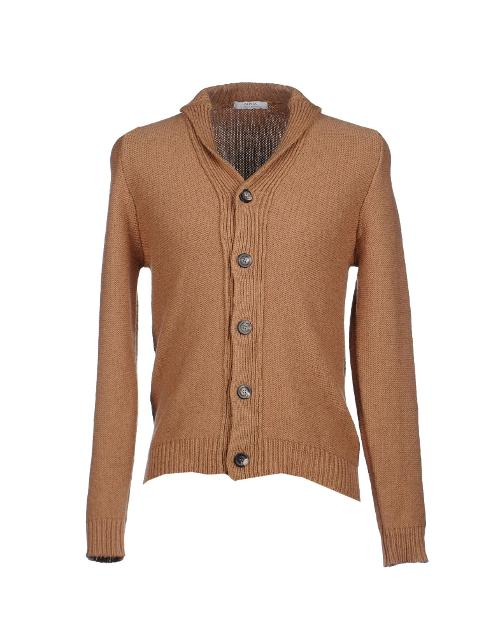 Cardigan by ALPHA MASSIMO REBECCHI in Jersey Boys