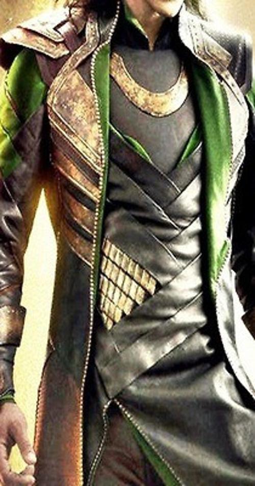 Custom Made Loki Costume by Wendy Partridge (Costume Designer) in Thor: The Dark World