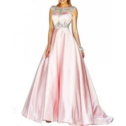 Blush Gown by Sherri Hill in Pretty Little Liars