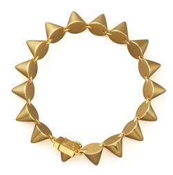 Small Cone Bracelet by Eddie Borgo in Imaginary Mary