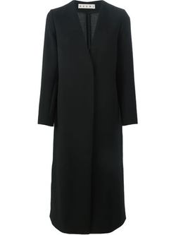 V-Neck Long Coat by Marni in Keeping Up With The Kardashians