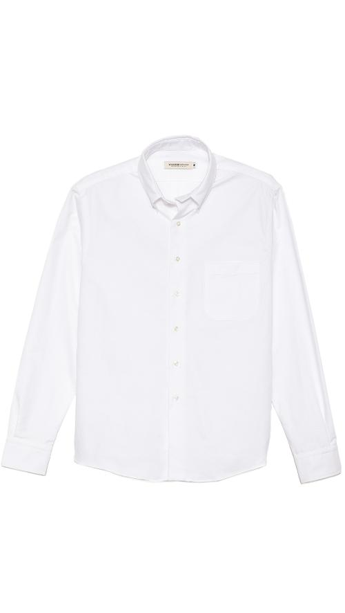 Oxford Shirt by Raleigh Denim in Yves Saint Laurent