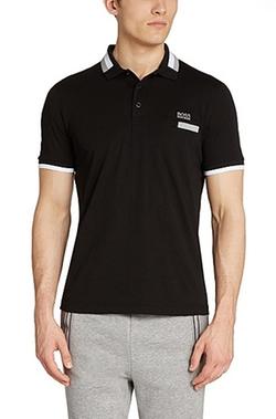 Cotton Polo Shirt by Boss Green in Point Break